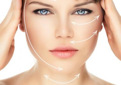 Lifting facial sin cirugía-Hilos 3D