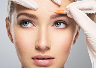 Botox más radiofrecuencia