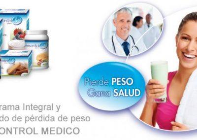 Dieta proteinada bajo estricto control médico